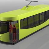 LRT(路面電車) 2009